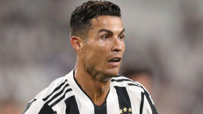 Cristiano Ronaldo joined Juventus from Real Madrid in July 2018