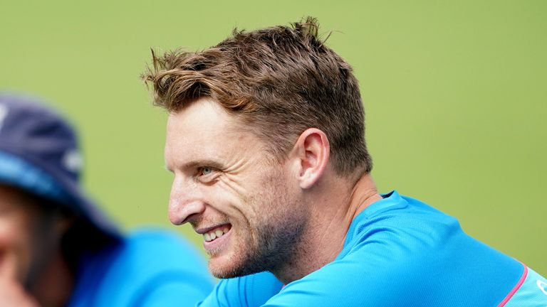 Jos Buttler has never played in an Ashes tour of Australia