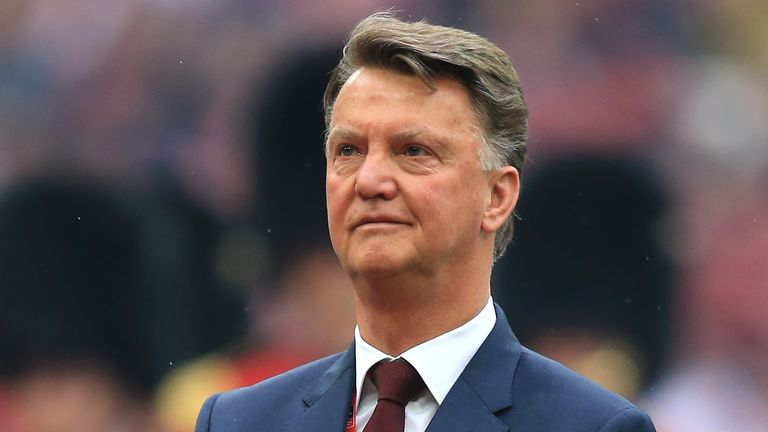 Louis van Gaal has been reappointed as Netherlands head coach