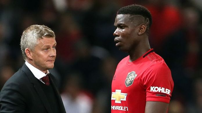 Ole Gunnar Solskjaer has been speaking about Paul Pogba who is entering the final year of his contract at Manchester United