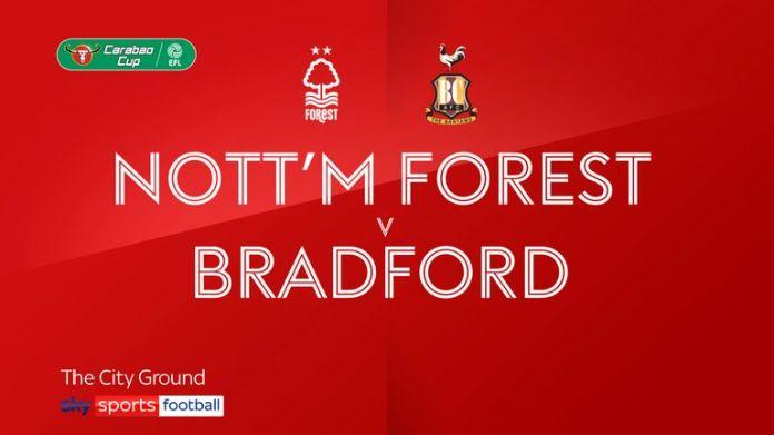 N Forest v Bradford