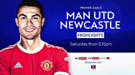 Watch free match highlights from Cristiano Ronaldo's expected Man Utd return from 5.15pm with Sky Sports