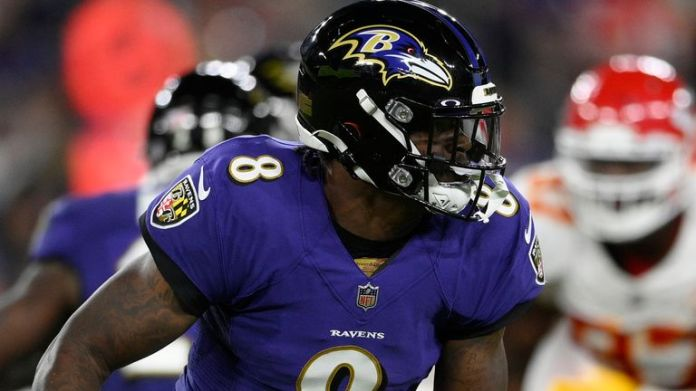 Will Blackmon looks at some of Lamar Jackson's highlights from the Baltimore Ravens' Week Two win over the Kansas City Chiefs.