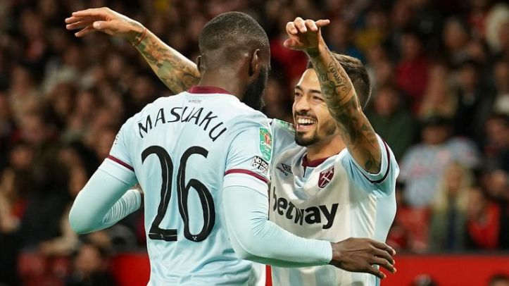 Lanzini ended Man United's hopes for a domestic treble | Premier League Matchday 6: Predictions