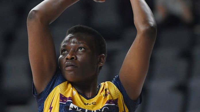 Peace Proscovia will be back in the Vitality Netball Superleague for the 2022 season