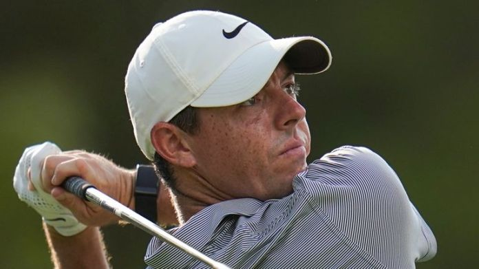 Rory McIlroy is looking to become the first three-time winner of the FedExCup