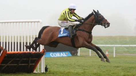 Allmankind's Chepstow return is signpost to Old Roan