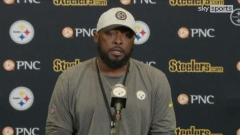 Pittsburgh Steelers coach Mike Tomlin said he was 'saddened' by the Jon Gruden controversy. Tomlin coached for four years under Gruden in the NFL