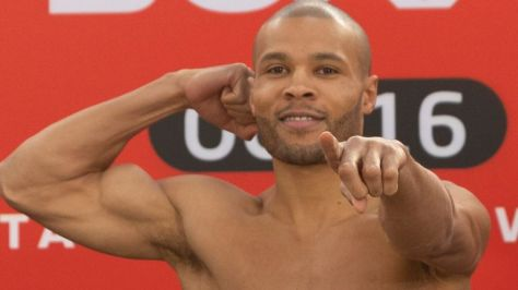 CHAMPIONSHIP BOXING WEIGH IN.METRO CENTRE,.NEWCASTLE.PIC;LAWRENCE LUSTIG.International Middleweight Contest.CHRIS EUBANK JR and WANIK AWDIJAN. WEIGH IN BEFORE THEIR CONTEST ON BOXXER PROMOTIONS NIGHT OF CHAMPIONSHIP BOXING AT THE UTILITA ARENA,NEWCASTLE ON SATURDAY(16-10-21)
