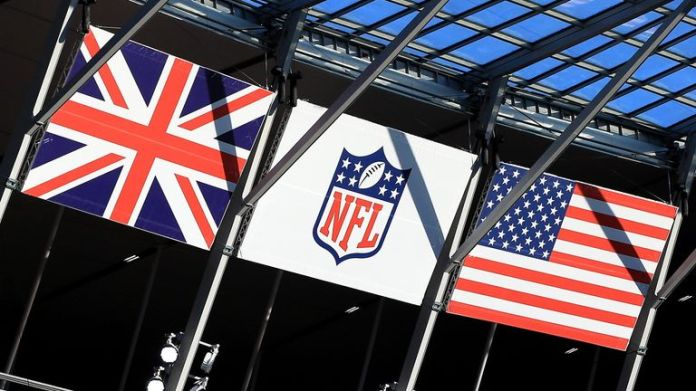 The NFL made its return to London