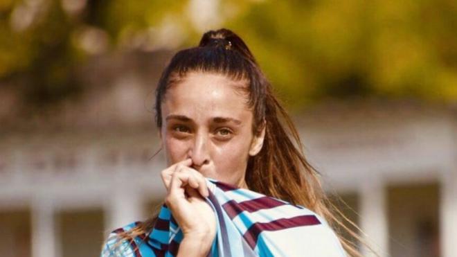 Resultado de imagen para Macarena Sánchez fue separada del plantel de UAI Urquiza,