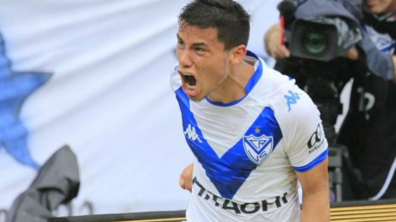 Vélez: Robertone se marcha a Sporting de Portugal por 8 millones de euros |  MARCA Claro Argentina