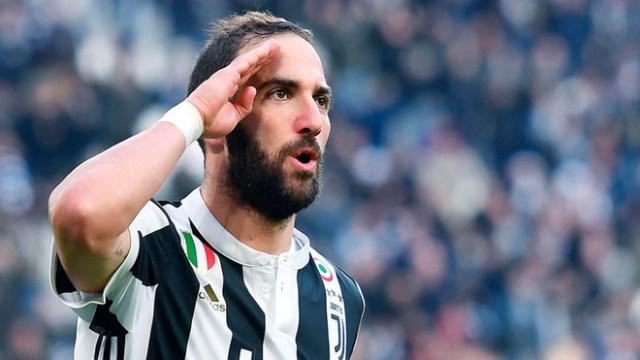Gonzalo Higuaín toma una decisión sobre su futuro en Juventus