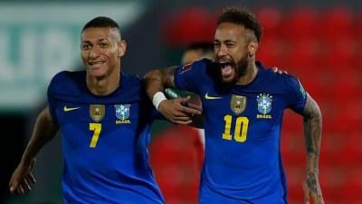 Los jugadores de la selección brasileña confirman que jugarán la Copa América