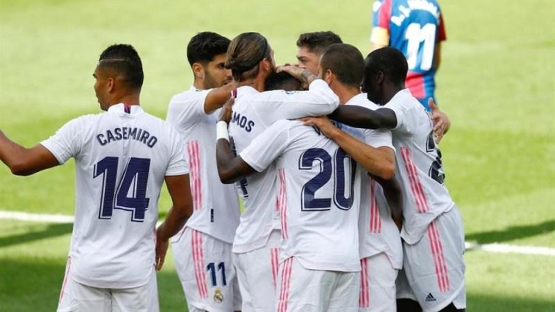 Levante 0-2 Real Madrid: El Real Madrid es líder después de derrotar al  Levante   MARCA Claro Colombia