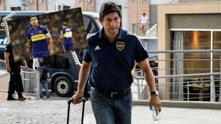 "Today Boca Juniors: Jorge Brmudez pours gasoline into the fire: ""Tevez was a former player, I don't regret it"""