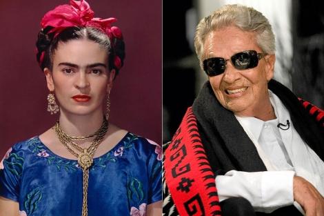 Chavela Vargas: 'Frida Kahlo me enseñó mucho sin presumir nunca de nada'