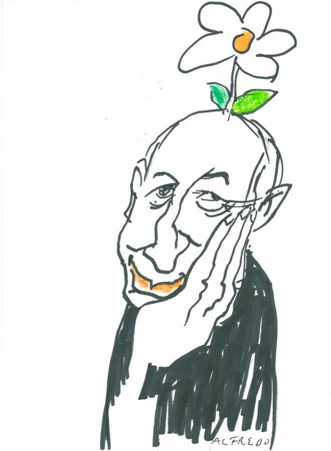 Resultado de imagen de alfredo premio nacional ilustracion 2017