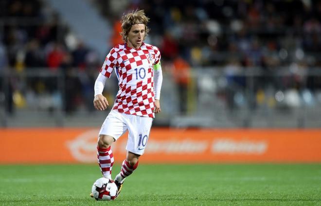 Resultado de imagen para Luka Modric rusia 2018