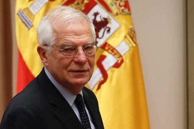 Resultado de imagen para Fotos de Josep Borrell