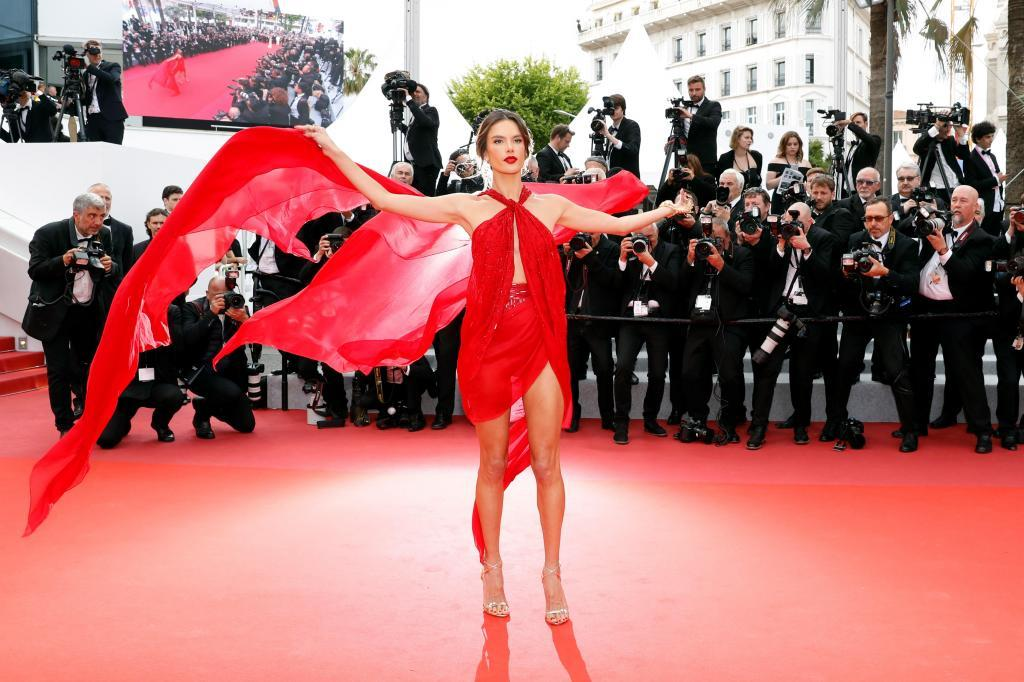 The Red Carpet Of Cannes Day Nd Edition Of The Cannes Film Festival Culture The World International News