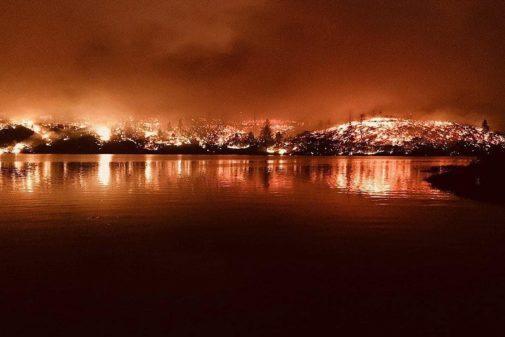 Resultado de imagen para Incendios en California