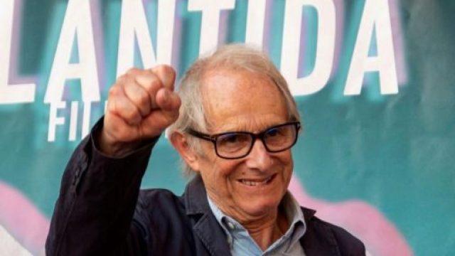 Ecouter l'audio / Interview |  Ken Loach, faisant référence au cinéma social et au fléau du capitalisme
