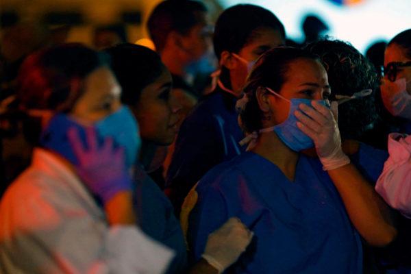 Resultado de imagen para incendio en rio de janeiro hospital