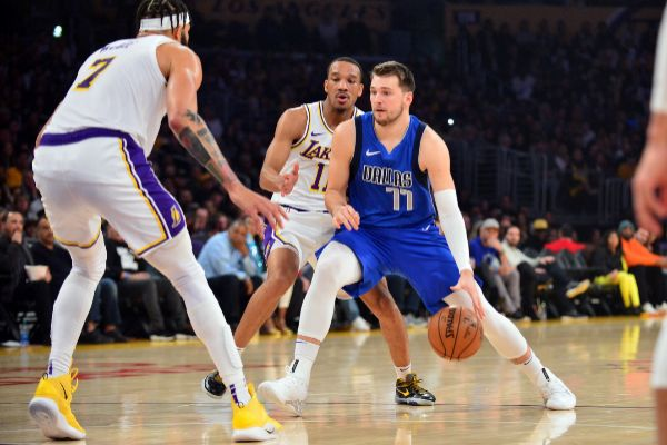 Nba Luka Doncic A Bad Day And A Spectacular Every One In