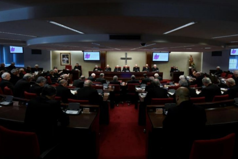 The Plenary Assembly of Bishops.