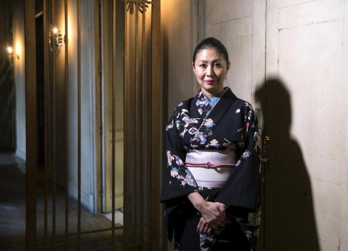 Yoko Hasei, chef de Le Clab.