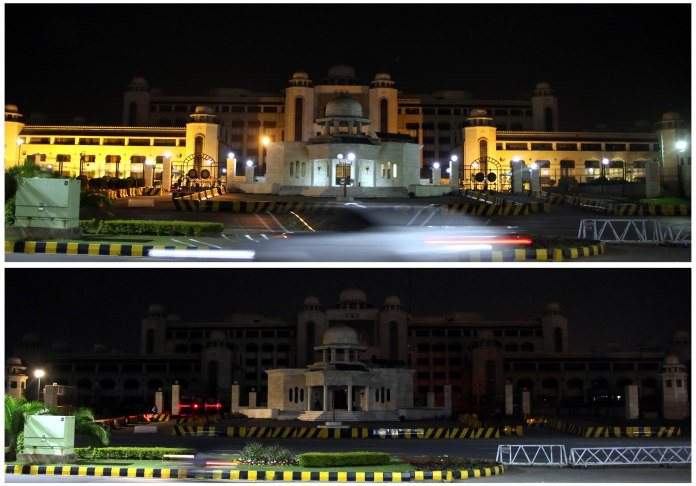 The seat of the Government in Islamabad, Pakist