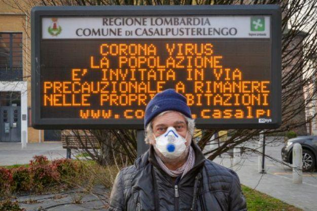 El coronavirus paraliza el norte de Italia tras alcanzar los 150 ...