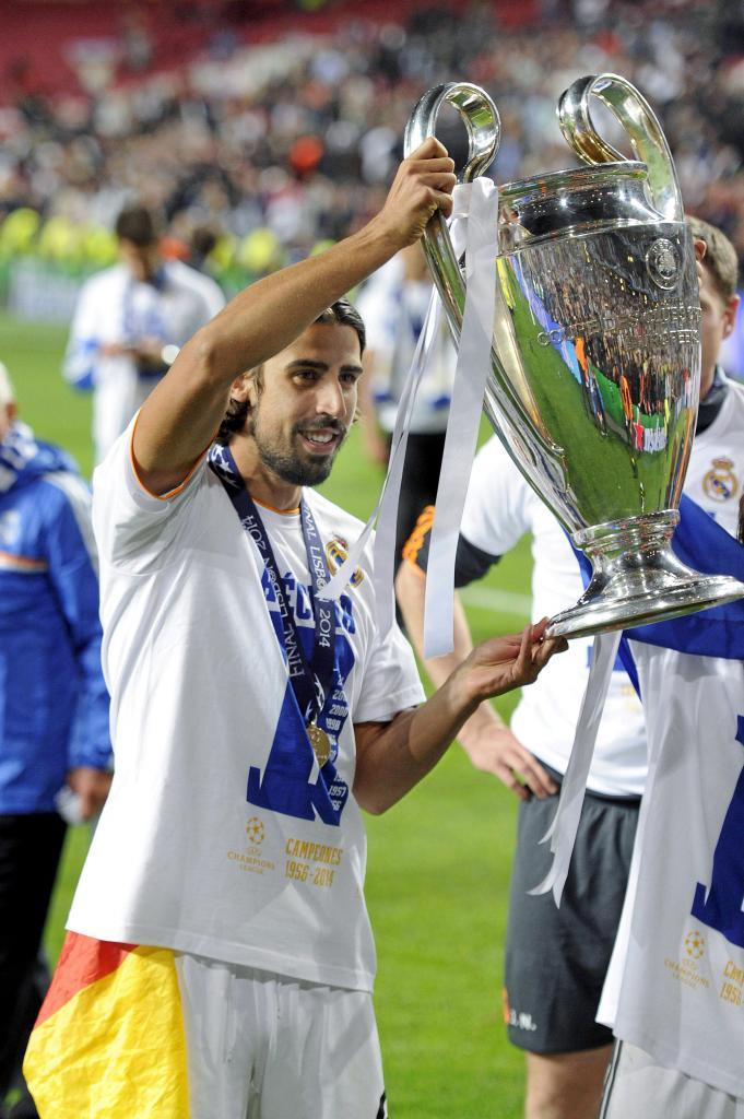 Higuain and Khedira still bitter with Real Madrid | MARCA in English
