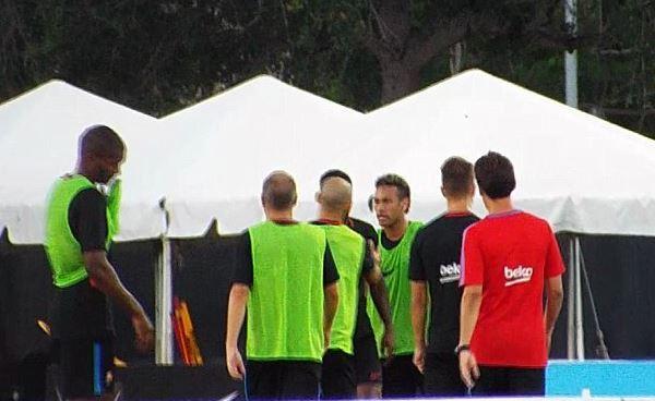 Neymar le puso condiciones al PSG