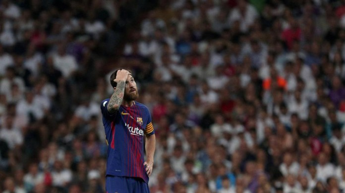 Messi is alone | MARCA in English