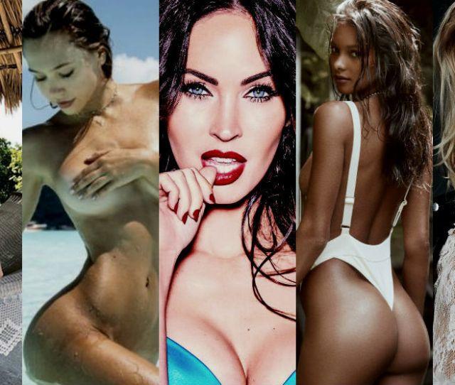 Las 10 Mujeres Mas Sexys Del Mundo Segun La Revista Fhm