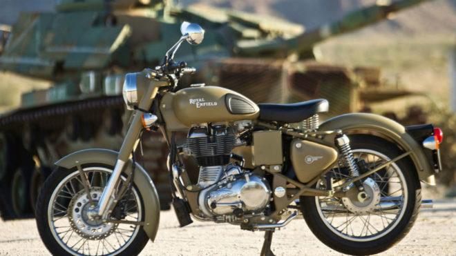 El gen de Royal Enfield: motociclismo en estado puro   Marca.com