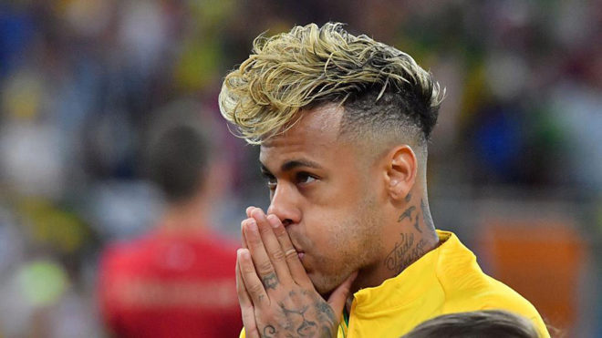 FIFA World Cup Russia 2018 Neymar Blasted On Social Media