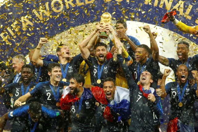 Francia 4-2 Croacia: ¡Francia, campeona del Mundial! | MARCA Claro México