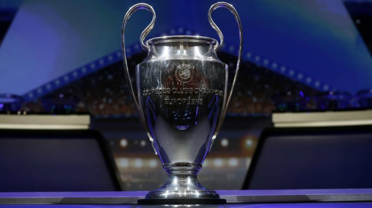 Champions League Trophy : Britwatch Sports Guide to the ...