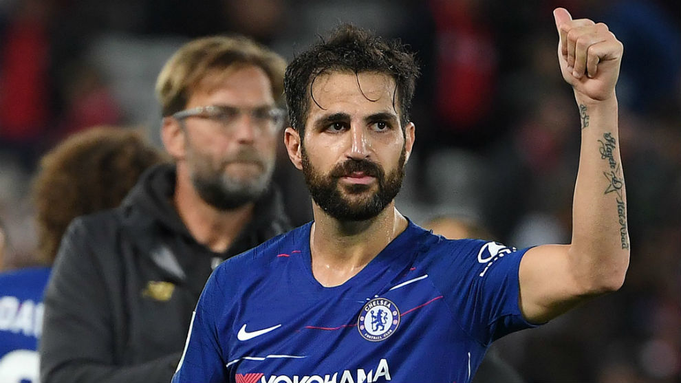 Premier League: Cesc: Pique and Messi are my best mates   MARCA in English