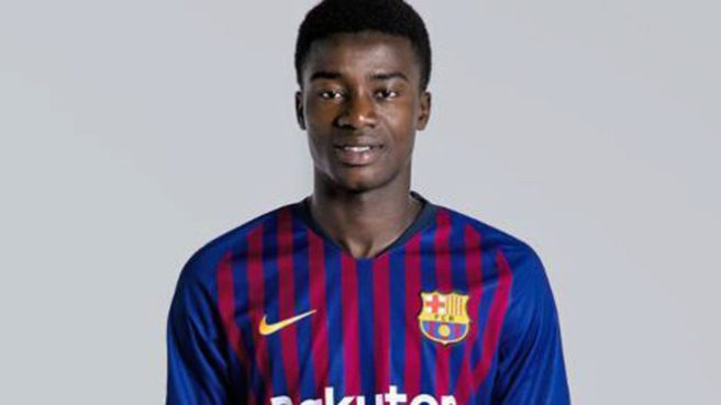 Football: The Top 14 Africans who have worn FC Barcelona's jersey