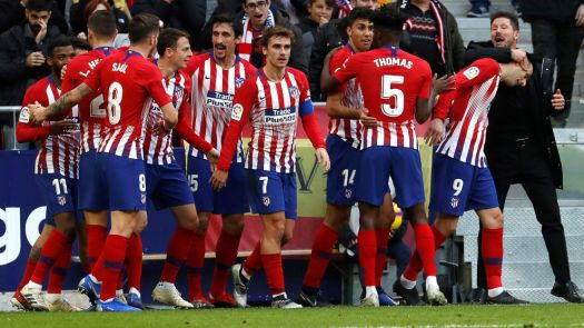 Champions League - Atletico Madrid: Atletico Madrid are ...