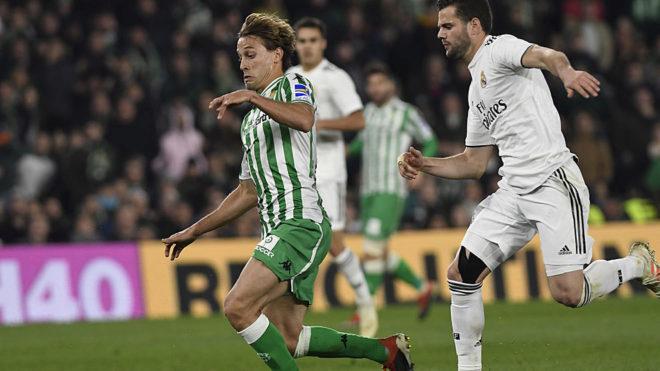 Real Betis Vs Real Madrid