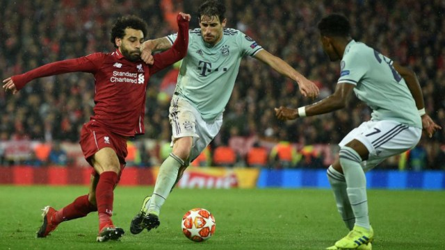 Sorteo Champions: Bayern de Munich - Liverpool: horario y dónde ver hoy por  TV la vuelta de octavos | Marca.com