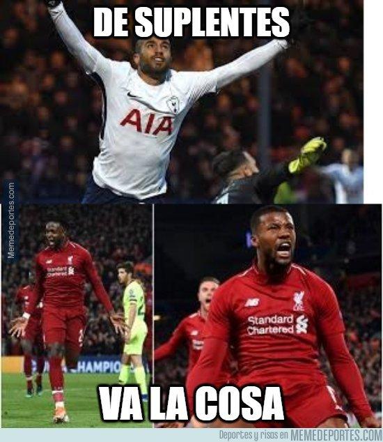 Ajax 2 3 Tottenham The Best Memes From Tottenham S Incredible