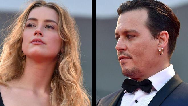 Follows the 'war' between Johnny Depp and Amber Heard