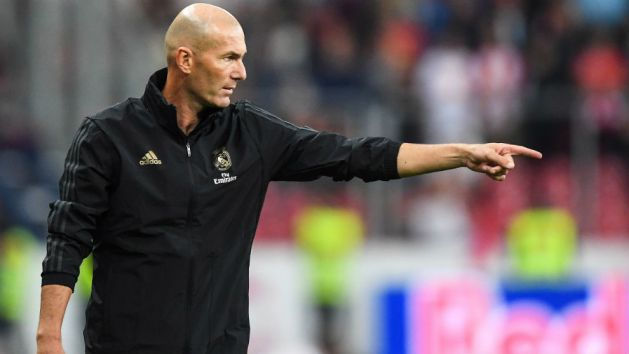 Real Madrid: Winning the league is Zidane's obsession | MARCA in ...