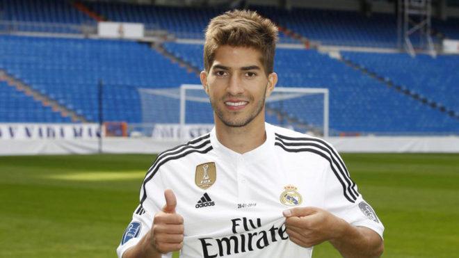 Image result for Lucas Silva Real Madrid